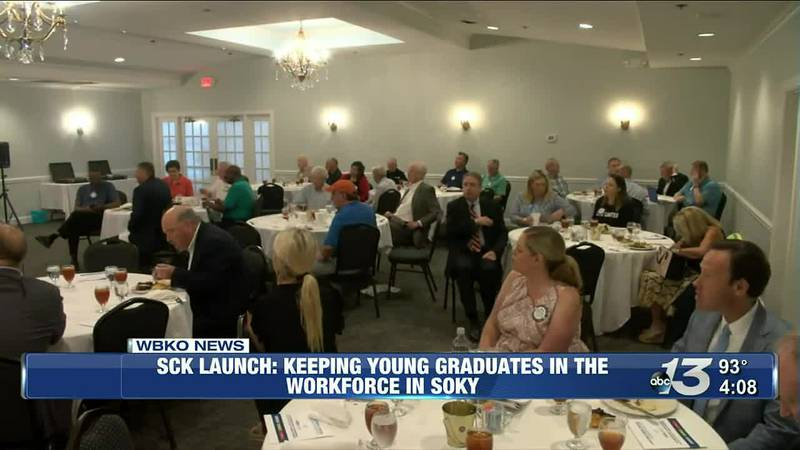 SCK LAUNCH: Keeping Young graduates in the Workforce in SOKY @ 4