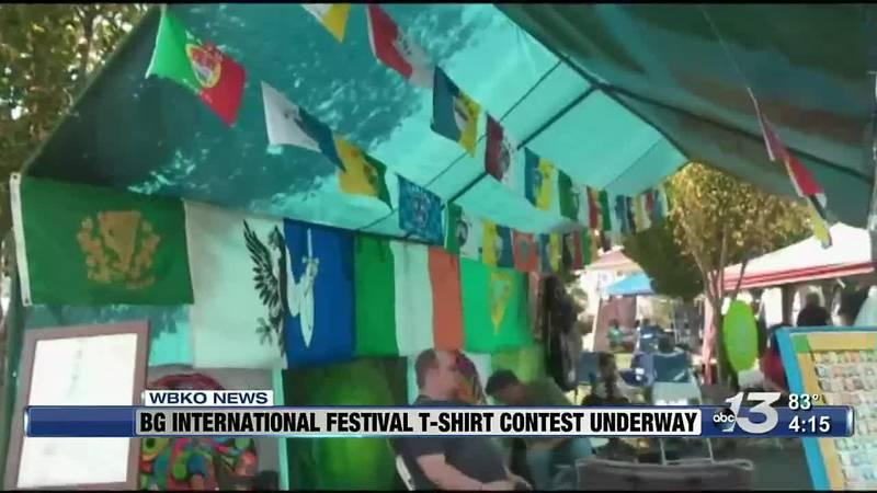BG International Festival T-Shirt Contest Underway @ 4