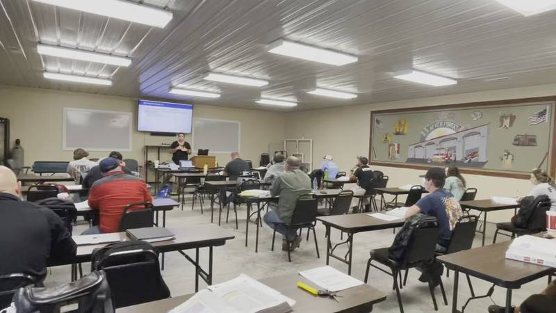 EMT Training Course in Barren County