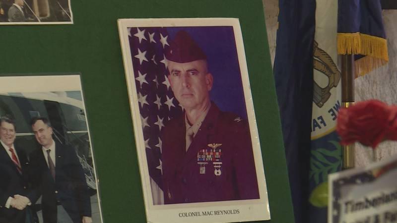 Colonel Mac Reynolds