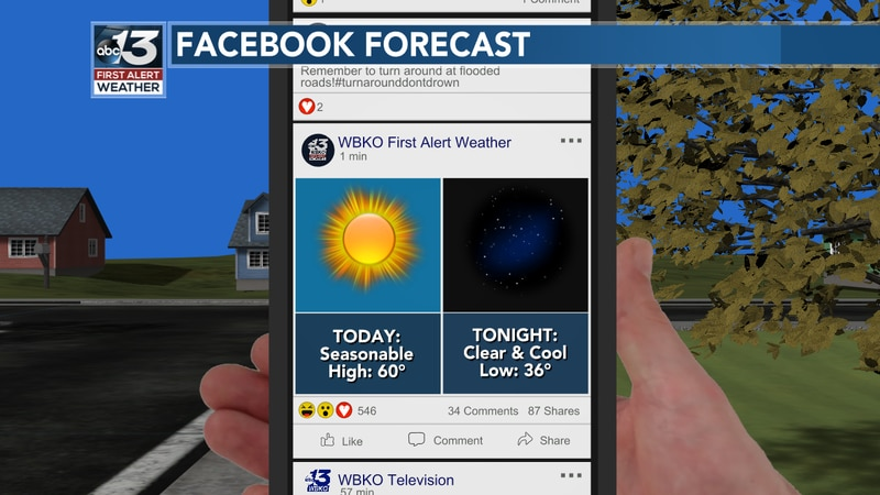 If you like this forecast, you should like our Facebook page, WBKO First Alert Weather! #wbkowx
