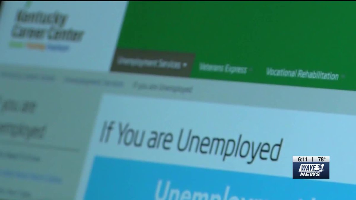 Unemployed Kentuckians will continue to receive the additional $300 pandemic benefits, in...