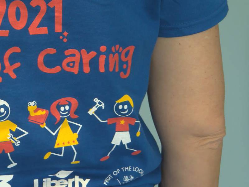 2021 Day of Caring