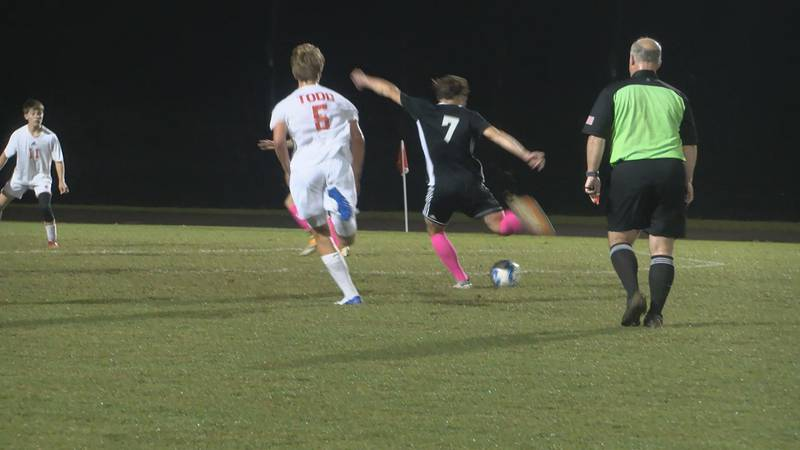 Russellville Soccer wins 13th District