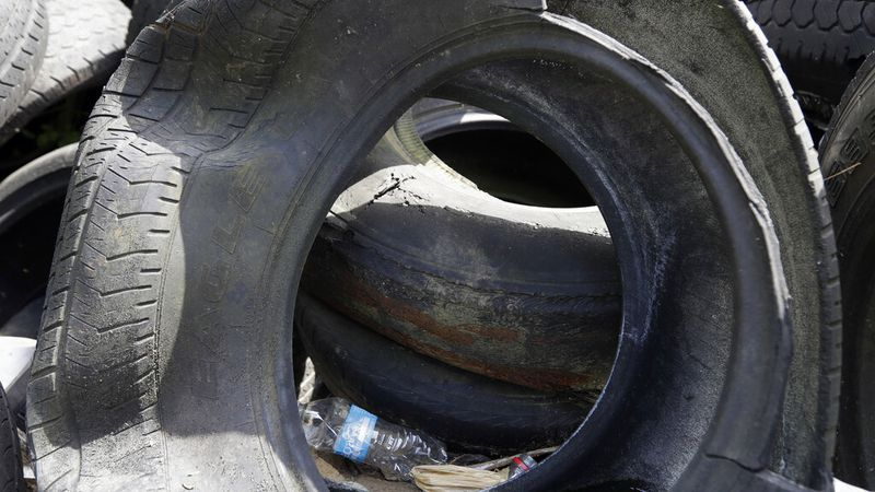 Waste tires will be collected in Warren Co. during a three day event in June.