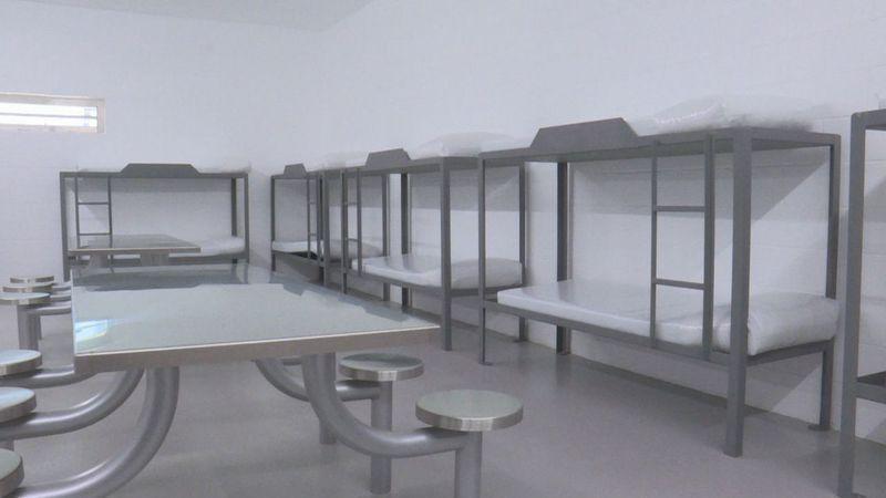 Grayson Co Detention Center