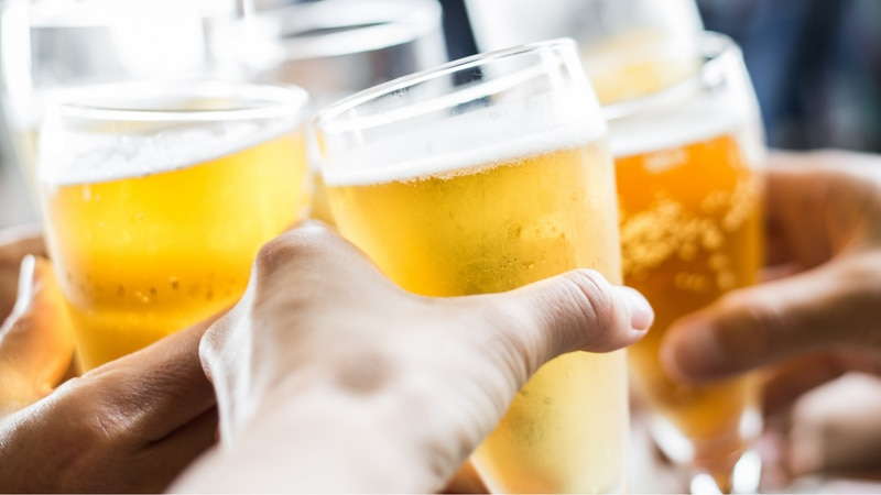 The origins of National Drink Beer Day are not known for certain, however, it does land on the...