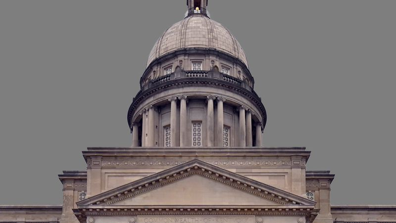 KY State Capitol surrounding grounds off limit this weekend (AP)