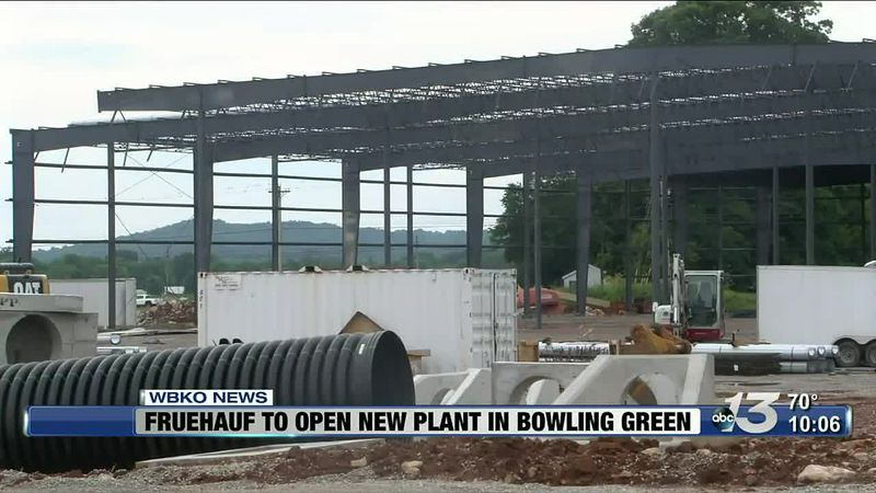 Fruehauf to Open New Plant In Bowling Green