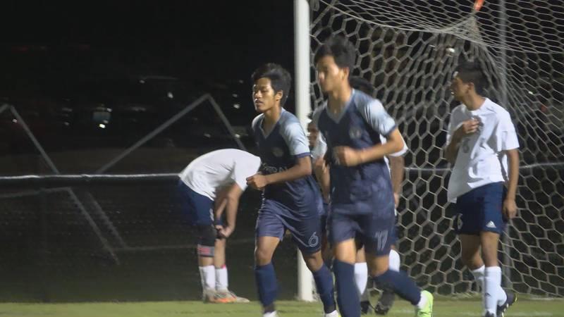 Warren Central boys soccer