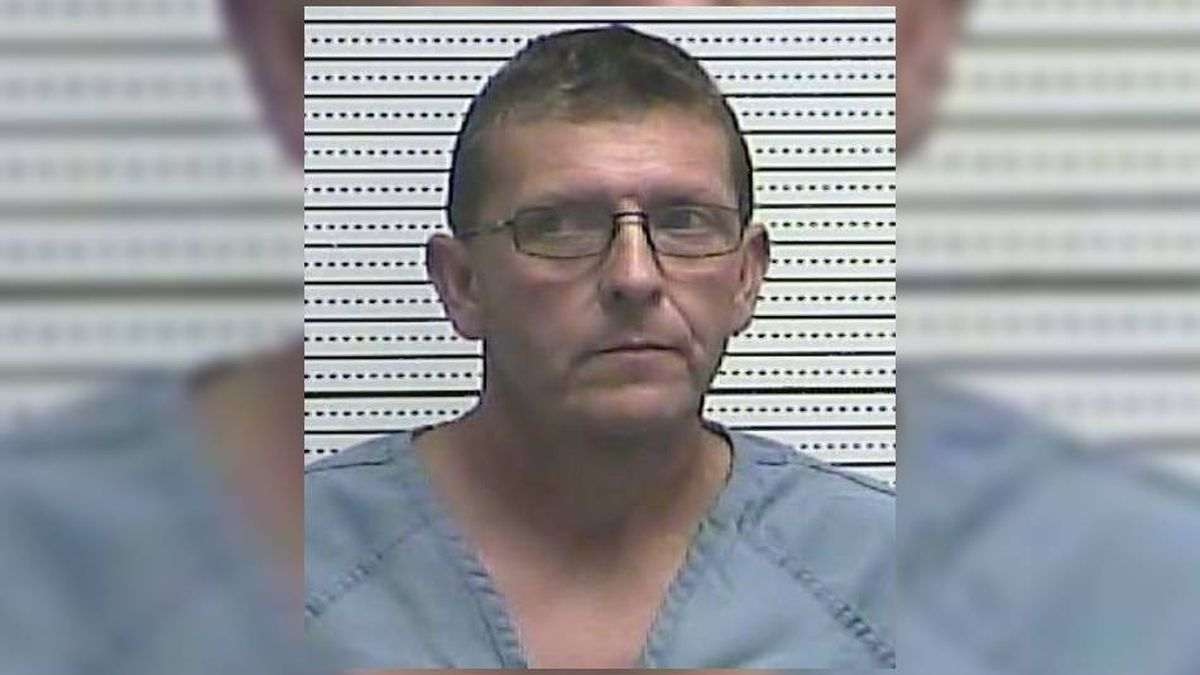 Dale Meredith was arrested on several charges related to a July collision.