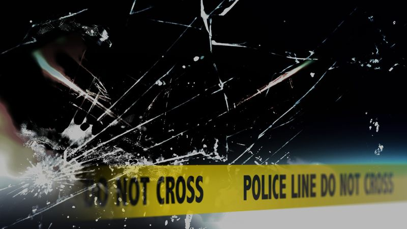Police: 17-year-old crashes into a house on Highland Way.