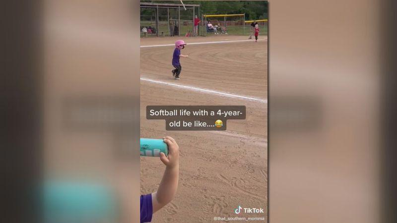Viral Tik Tok of Bowling Green 4-year-old.