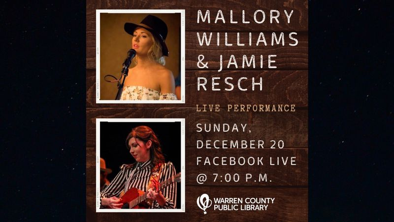 WCPL presents live performance on Facebook live