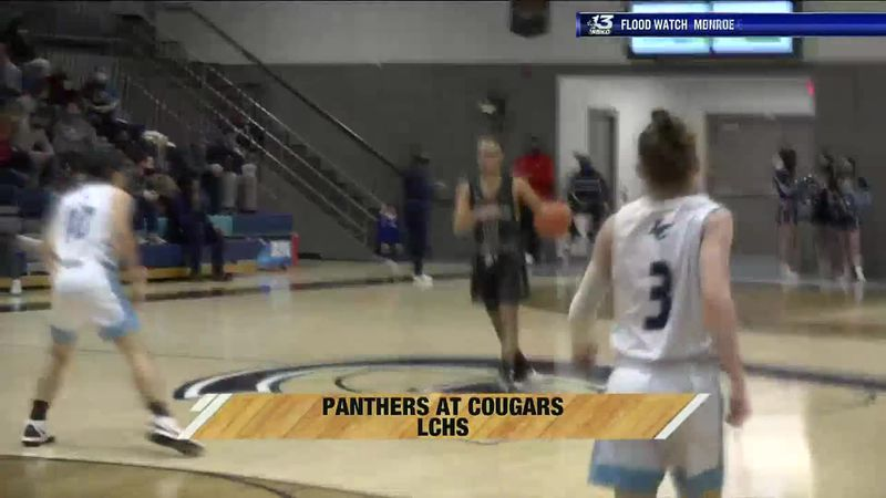 Panthers vs Cougars