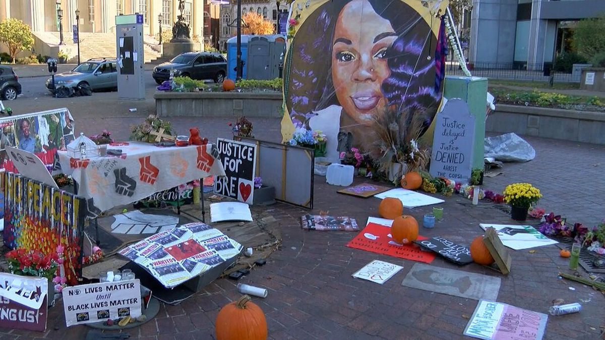 Kentucky Alliance announced that the current memorial will be moved out of Jefferson Square...