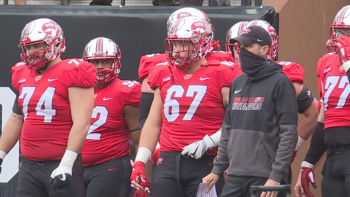Hilltoppers Announce 2021 Spring Practice Schedule, Spring Game Date