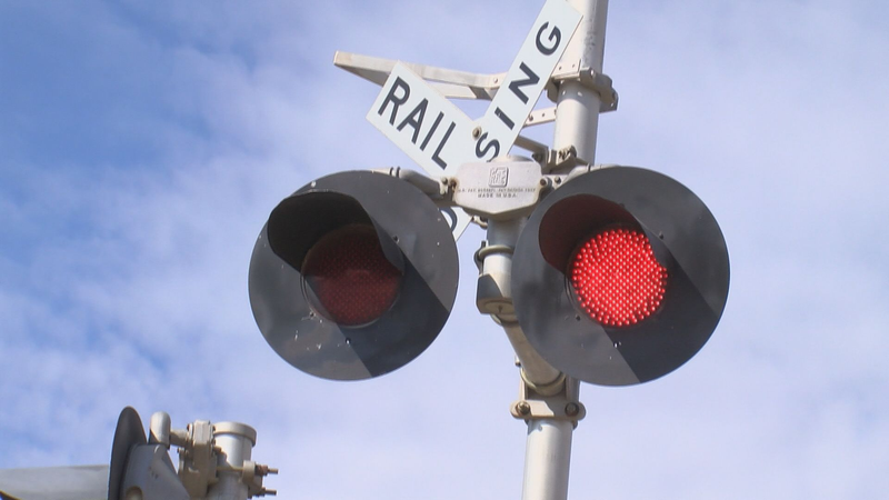 Railroad crossing repairs to impact traffic