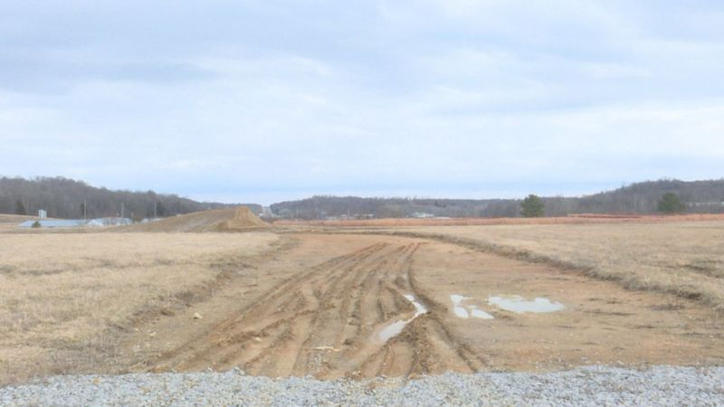 First-certified build-ready site in Morgantown