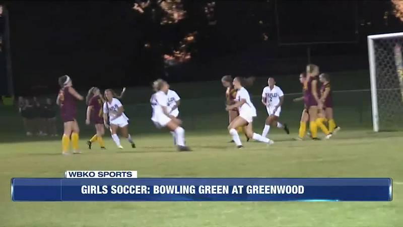 Girls Soccer: Bowling Green at Greenwood