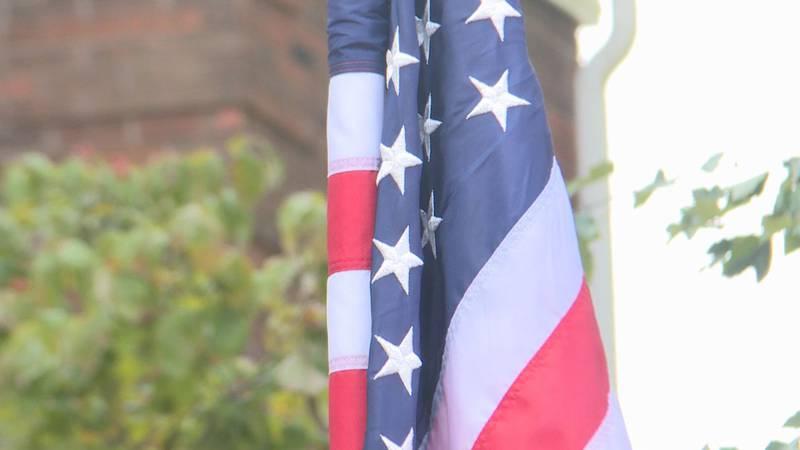 Butler County 9-11 ceremony