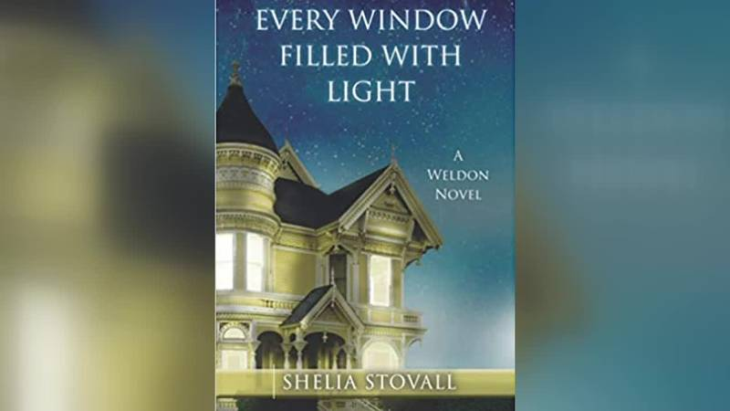 """Shelia Stovall is author of """"Every Window Filled with Light."""""""