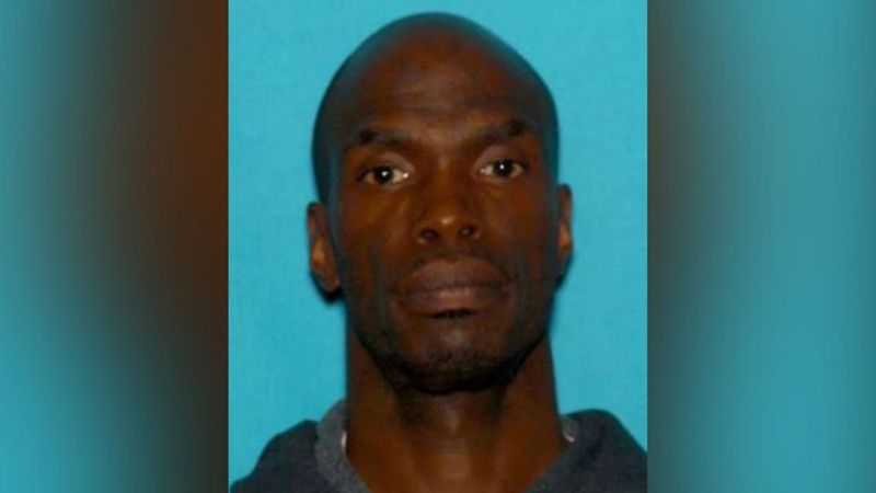 "Mugshot of 41-year-old Sandy ""Slim"" Thompson"