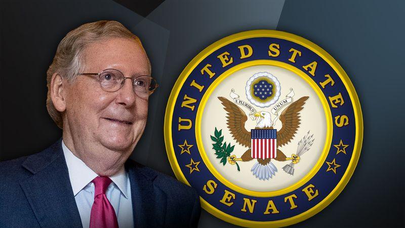 U.S. Senator Mitch McConnell (R-KY)