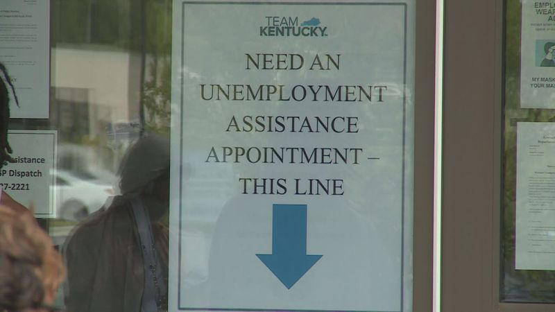 Scottsville family worries unemployment help is coming too late.