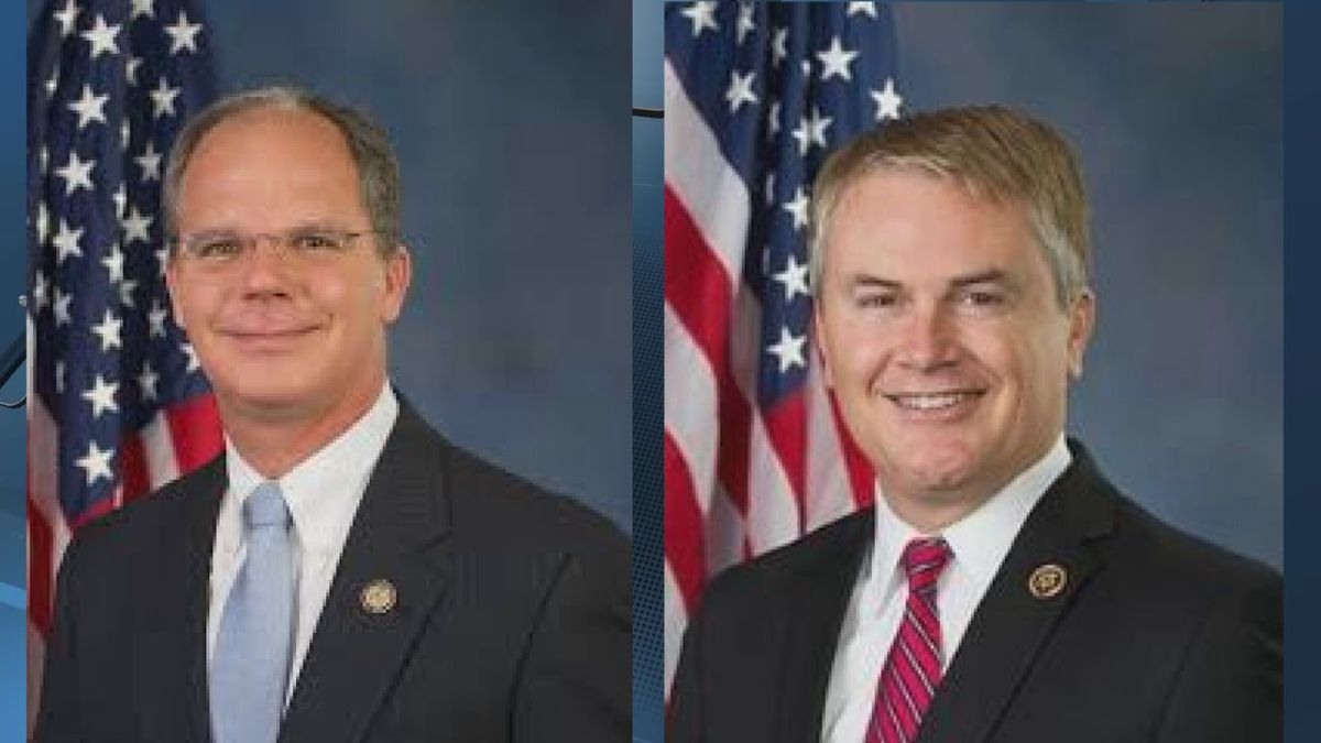 Reps. Comer and Guthrie