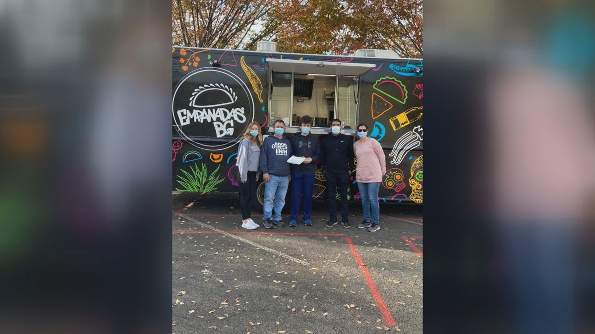 Ryan's Making A Difference Outreach serves food Saturday morning to the homeless community.