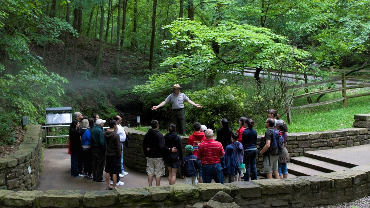 (Photo: Mammoth Cave National Park)