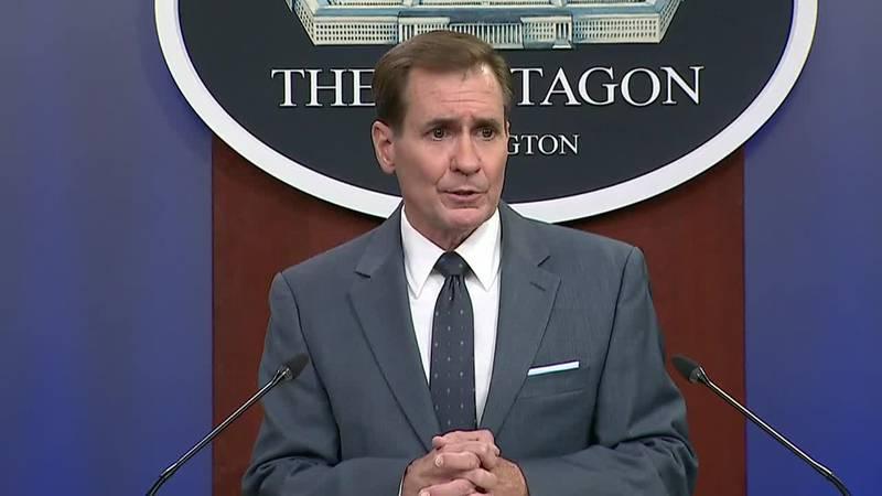 Pentagon spokesman John Kirby said Monday that Defense Secretary Lloyd Austin is making good on...