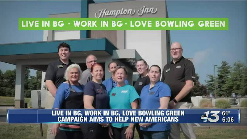 Live in BG, Work in BG, Love Bowling Green Campaign Aims to Help New Americans