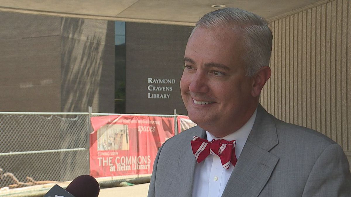 WKU President Dr. Timothy Caboni talks about the start of the Fall 2020 semester