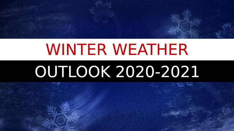 Winter Weather Outlook 2020-2021