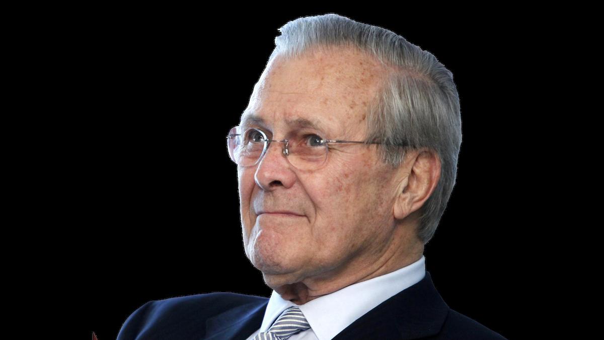 Donald Rumsfeld passes away at age 88
