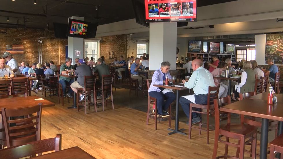 Goodwood Brewing is among the businesses challenging the governor.