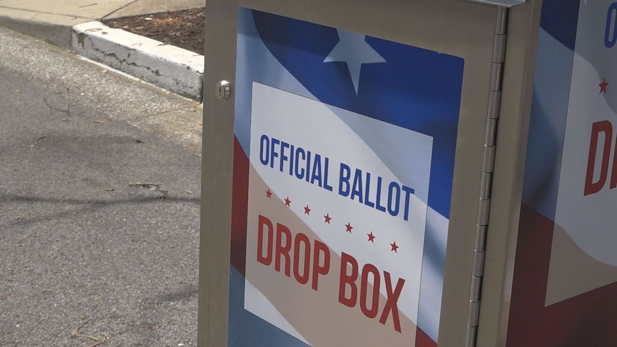 First Saturday For Drop Off Boxes For Absentee Ballots In Warren County