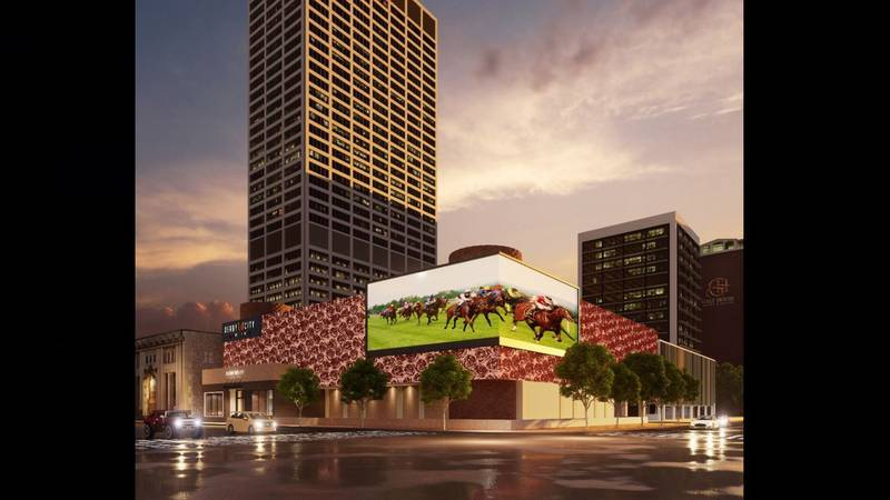 Churchill Downs Inc. announced Thursday that it plans to open a new, casino-like entertainment...