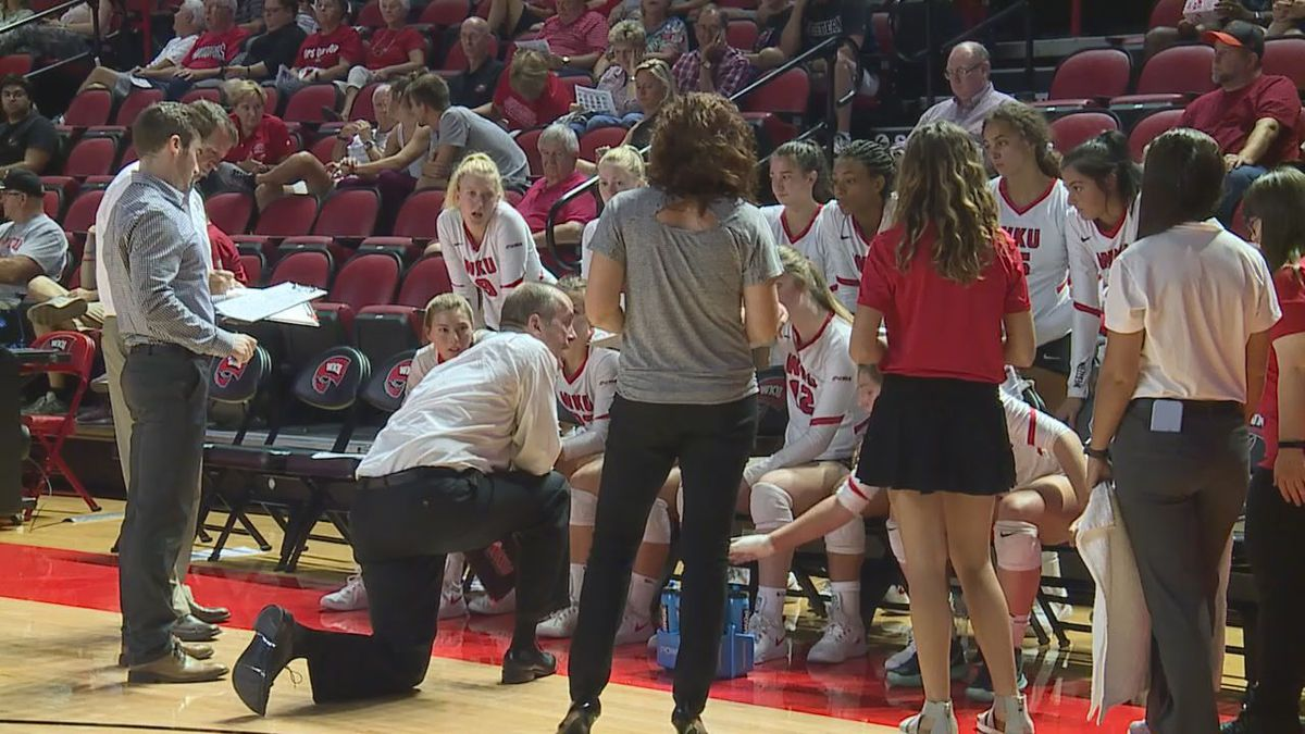 WKU Volleyball, women's soccer, and the remainder of the football team return to campus.