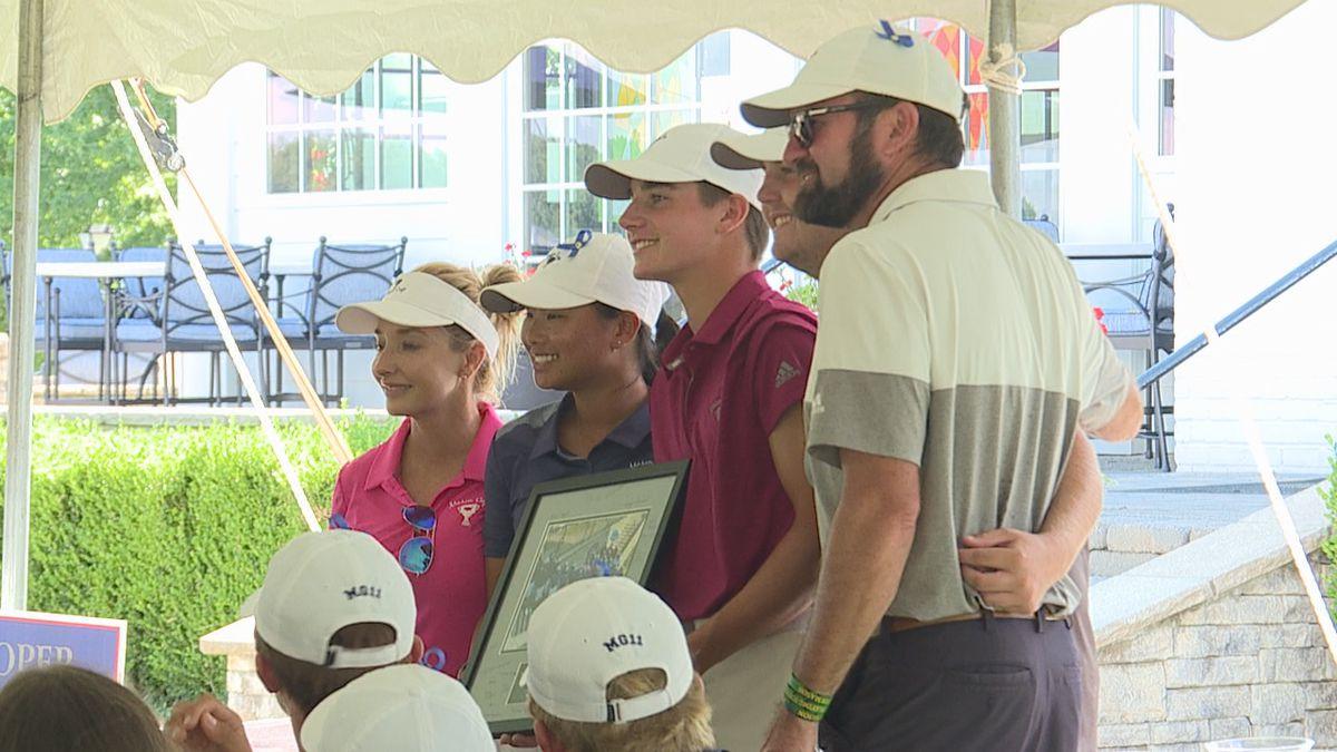 Team Cooper wins the Mason Cup