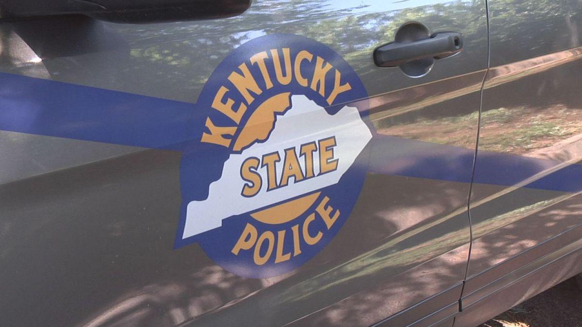 Kentucky State Police Cruiser