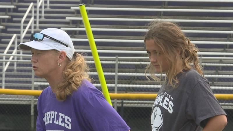 Correa, Lawson families lead Purples