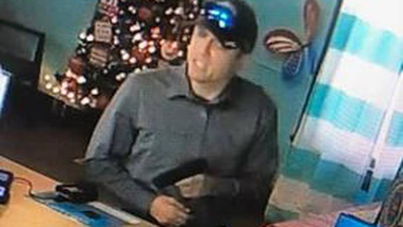 Cash Express robbery suspect