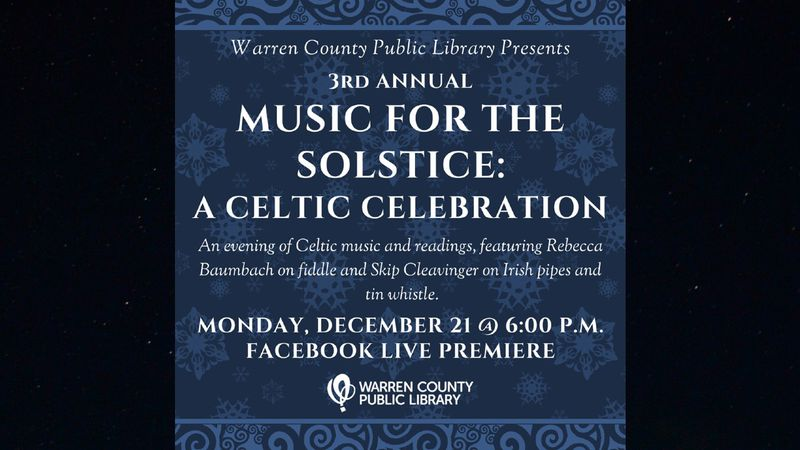 A Celtic celebration of music and readings