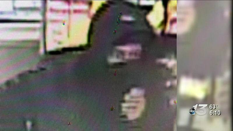 Crime Stoppers: Gas Station Armed Robbery