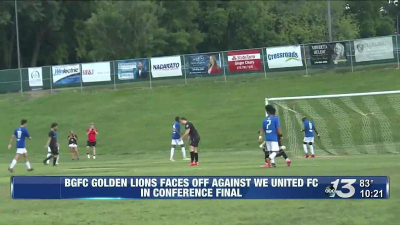 BGFC GOLDEN LIONS FINAL