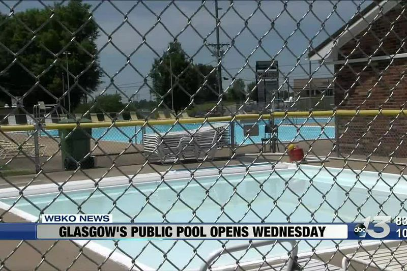 After being closed all last year, Glasgow to open public pool Wednesday