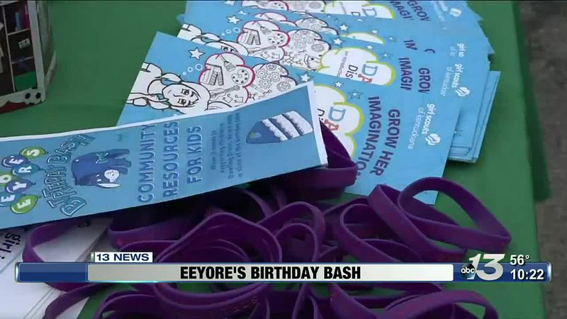 Eeyore's Birthday Bash